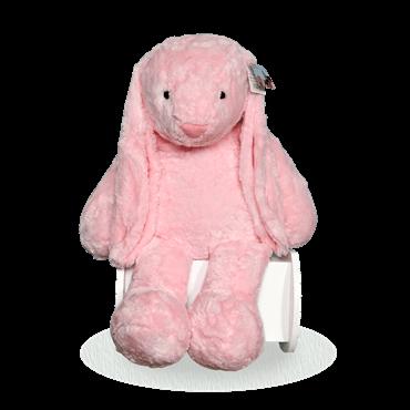 عروسک خرگوش، گوش دراز صورتی