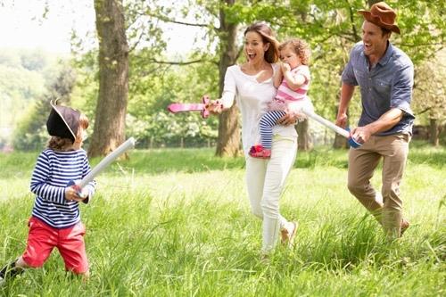تفریحاتی لذتبخش برای کودکان و والدین
