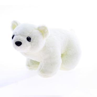 تصویر عروسک خرس قطبی