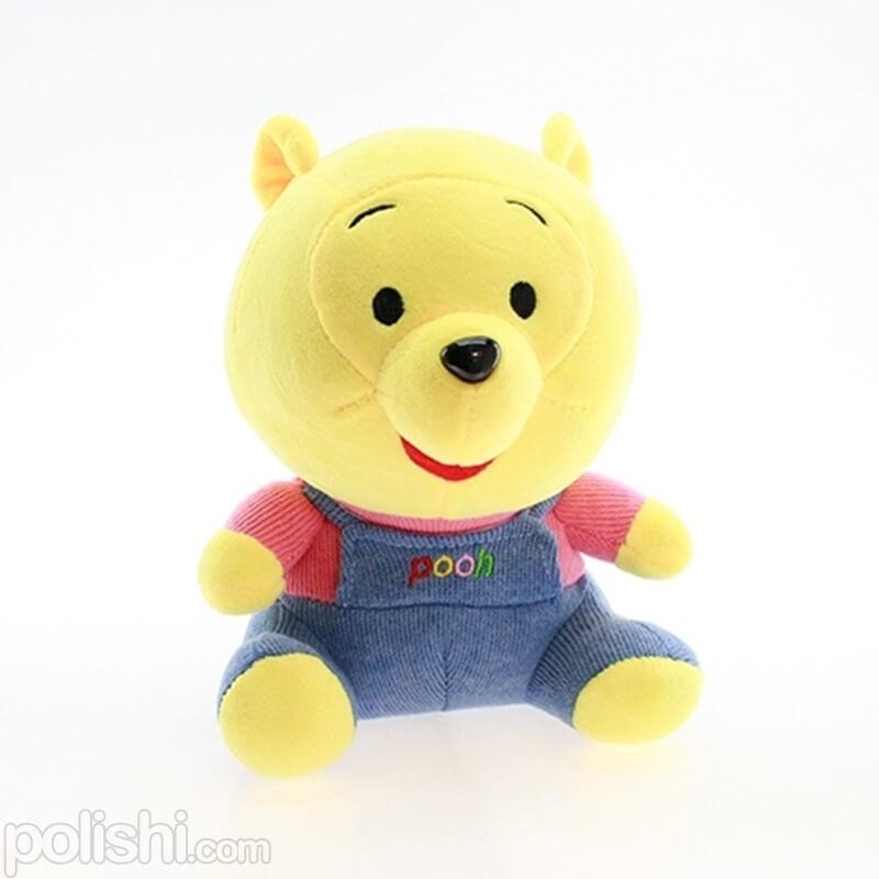 تصویر عروسک خرس پو