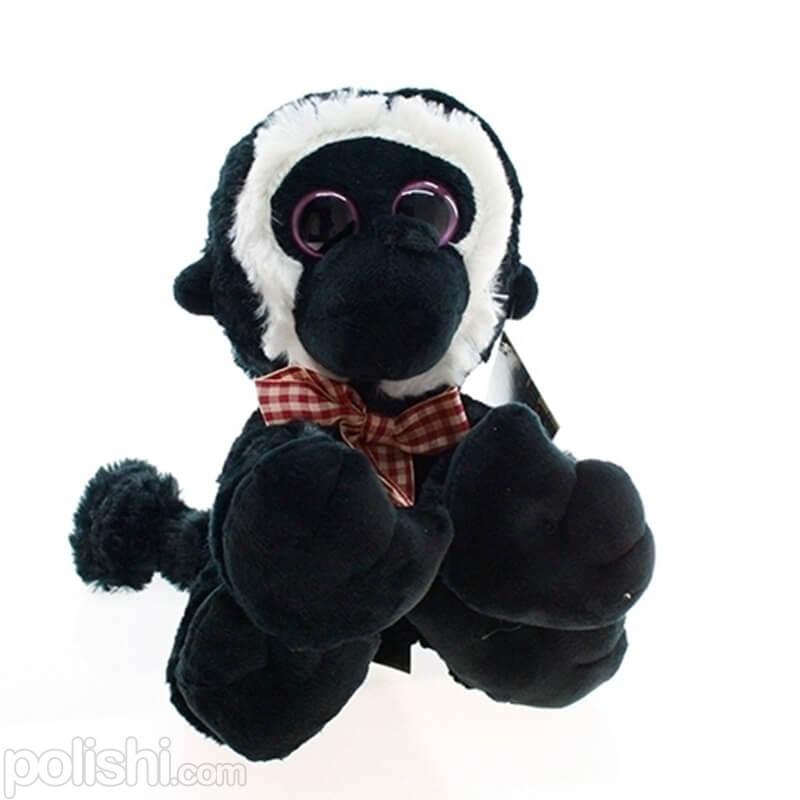 عروسک بچه گوریل سیاه گولیور
