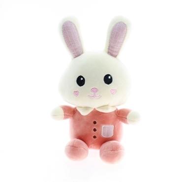 عروسک خرگوش لپ قلبی