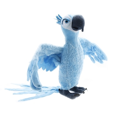 تصویر عروسک طوطی ریو