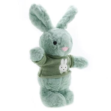 تصویر عروسک خرگوش پلیوردار
