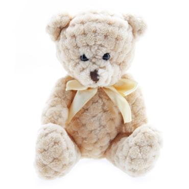 تصویر عروسک خرس مخملی