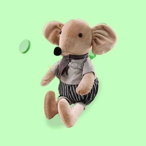 تصویر دسته بندی عروسک های موش